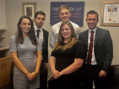 A Long History of Apprenticeship Success – Leigh Christou Accountants